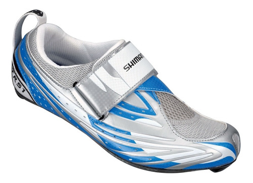 zapatilla shimano sh-tr51 spdl carbono triathlon 40.5  eur