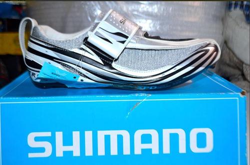 zapatilla shimano sh-tr52  spdl hombre triathlon