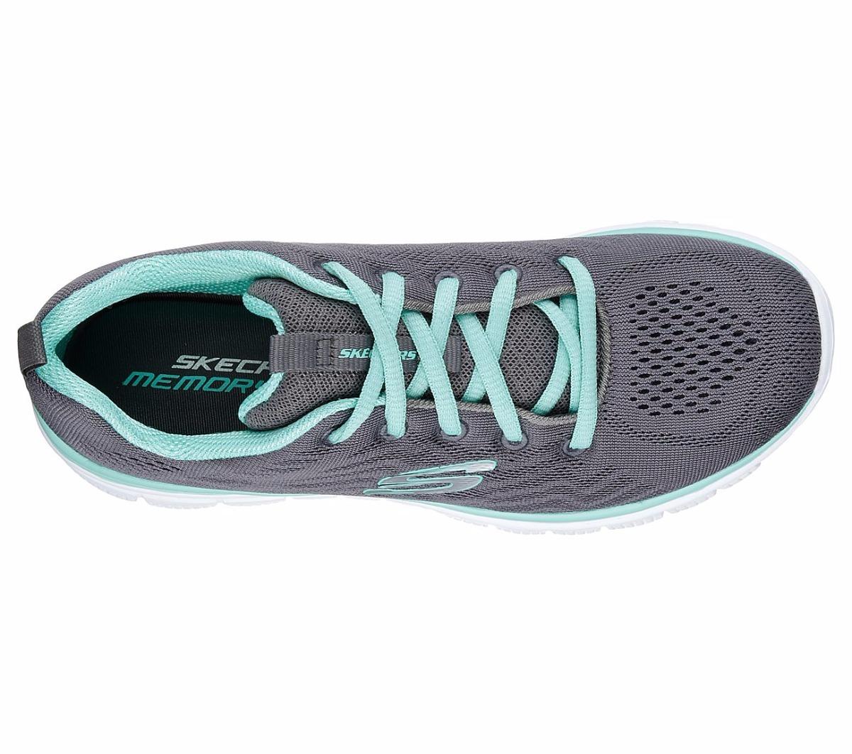 b3e7e2ba9a55b zapatilla skechers fitness caminar - mujer - envios. Cargando zoom.