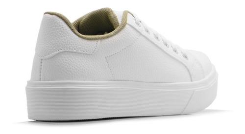 zapatilla sneakers urbana full plataforma moda mujer