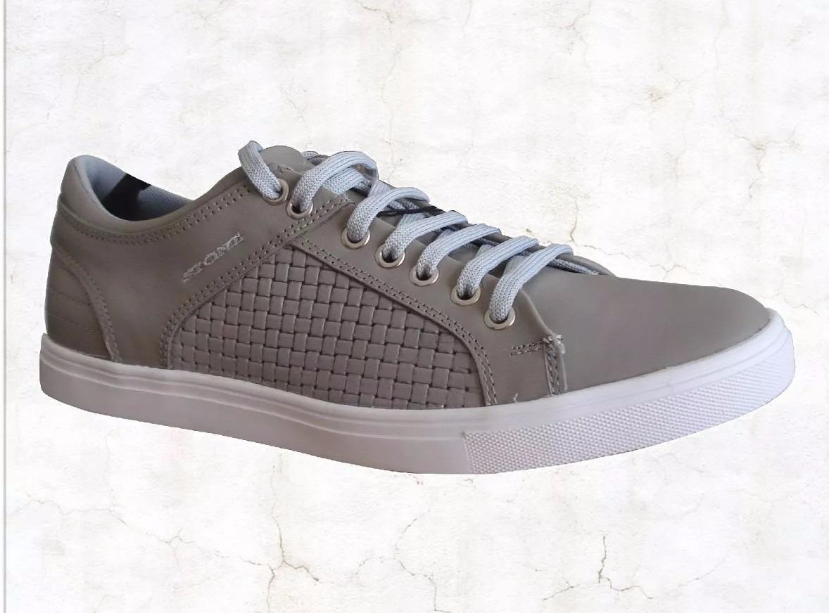 9a2f1a37c0e zapatilla stone modelo luke gris - palermo. Cargando zoom.