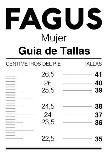 zapatilla taco oculto beige 4fz1619 (35 al 40) fagus