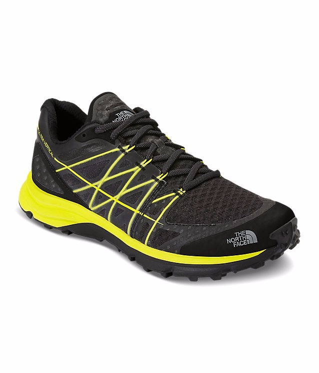 f987e42b665 Zapatilla The North Face Ultra Vertical Trail Running Vibram ...