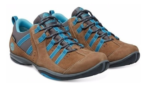 zapatilla timberland mujer corliss low gore tex impermeable