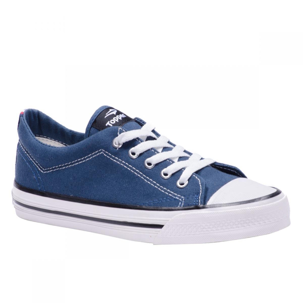 68fea27257e zapatilla topper derby 89716 azul insignia. Cargando zoom.