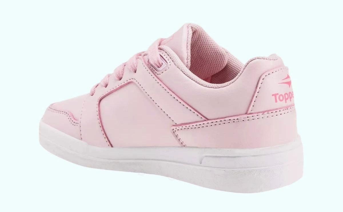 zapatilla topper simona infantil rosa. Cargando zoom. 69674b9e3035f