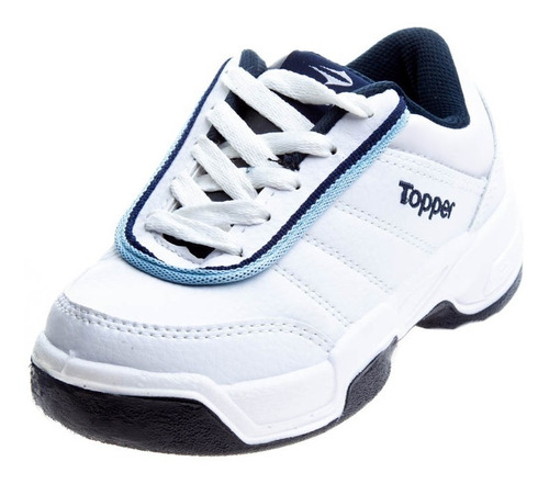 zapatilla topper tie break ii kids