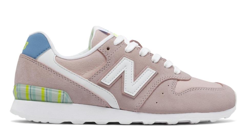 new balance mujer 996 blanca