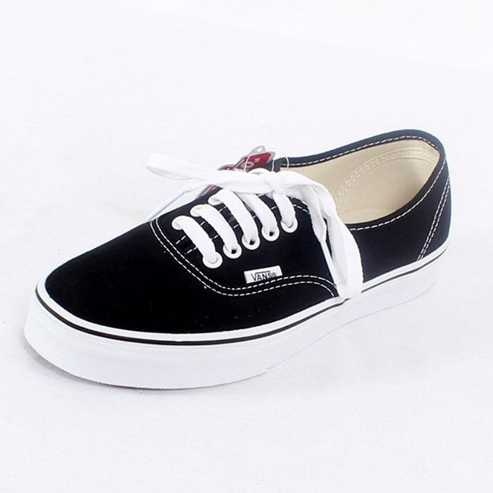 Zapatilla Vans Authentic Black -   2.690 b9d31a4e0dd