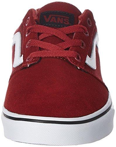 Red Varsity Zapatilla Vans Stripe Chapman 8n0wOPk