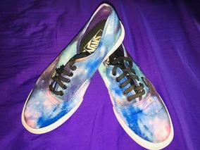 6cf6be0a1 Zapatillas Vans Galaxia Mujer - Zapatillas en Mercado Libre Argentina