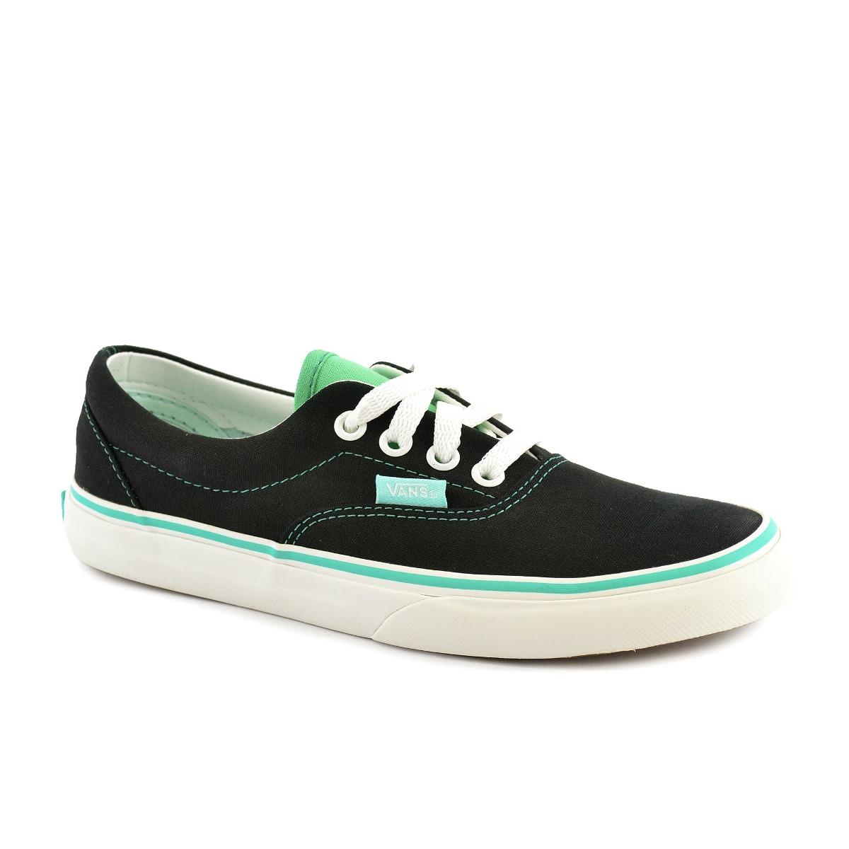 zapatillas vans verdes mujer