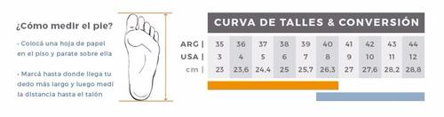 zapatilla vicus genesis cuero encerado 100%original vendvans