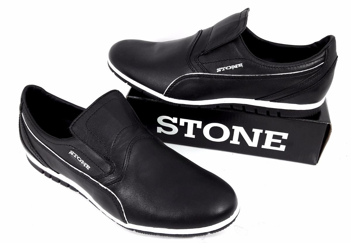 cb57522b2 Zapatilla Zapato Stone Nautico Cuero Urbano 1929 (39-45) -   2.499 ...