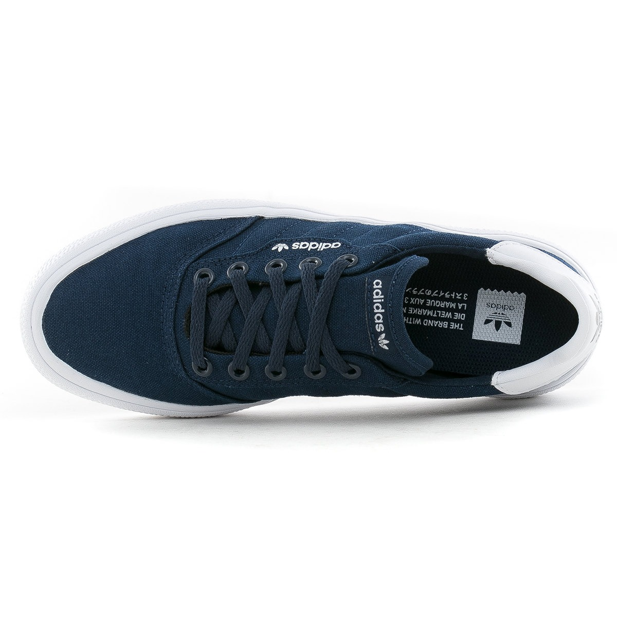 Zapatilla 3MC Vulc Azul adidas originals