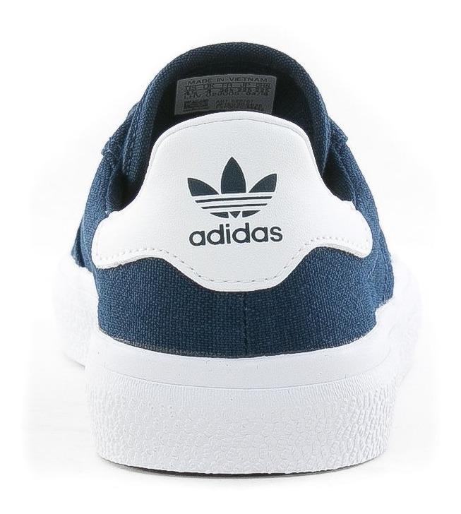 Zapatillas 3mc Vulc Azul adidas Originals Tienda Oficial