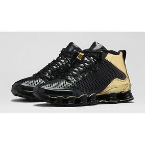 online store 65950 81e5c Ocasión Navidad Botines Zapatillas Nike Shox Modelo Tix Mid