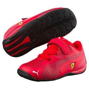 e404051a052 Zapatillas Puma Ferrari Para Niño - Ropa y Accesorios en Mercado ...