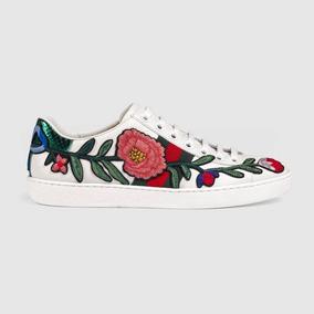 9917d3fe97055 Zapatillas Gucci Mujer - Zapatillas Urbanas de Mujer en Mercado ...