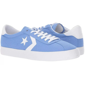 Zapatilla Converse Breakpoint Ox Pionner Blue Mujer Converse