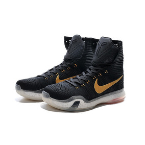 169bc7f160b25 Zapatilla Botines Nike Air Jordan Kobe 10 Basketball Campaña