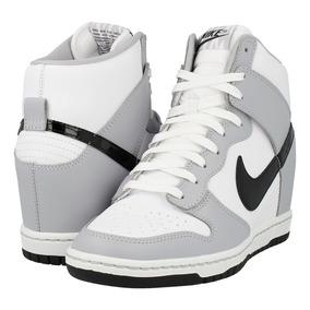 d49182c050d56 Zapatillas Nike Mujer Botitas Con Taco - Ropa y Accesorios en ...