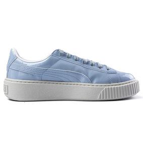 4b9b8e31d7e1 Zapatillas Con Lentejuelas Nena - Zapatillas Puma de Mujer Azul ...