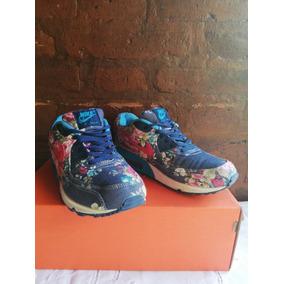 c3300822cea11 Zapatilla Nike Air Mujer Estampado Flor - Zapatillas Nike de Mujer ...