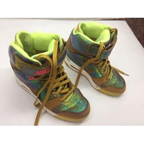 5e909dc143315 Zapatillas Nike Con Taco Mujer Nuevas - Ropa y Accesorios