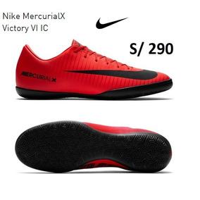3be74cd3c17b0 Zapatillas Nike Mercurial Victory en Mercado Libre Perú