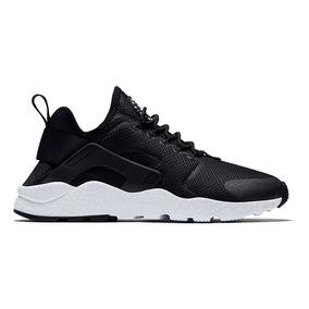 faadf9634e3f3 Air Nike Mujer Negras Huarache - Zapatillas Mujeres en Mercado Libre ...