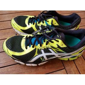 f01ad238d Zapatillas Asics Gel Flux 2 - Muy Buen Estado Running 10½usa