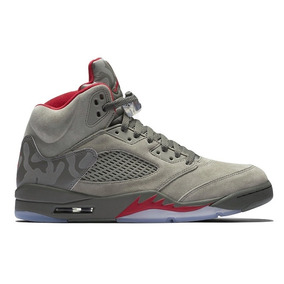 87145c14feadc Zapatillas Nike Jordan Retro 5 Camo - Zapatillas en Mercado Libre ...