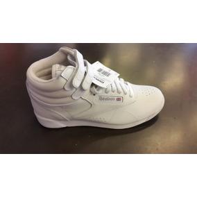 b60d72b682846 Zapatillas Reebok Botitas Blancas Numero Mujeres - Zapatillas Reebok ...