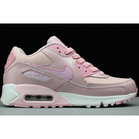 the latest 8d341 140a2 Zapatillas Nike Air Max 90 Essential Rosa Mujer
