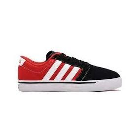 0297310b81254 Zapatillas Adidas Originales Clasicas Rojas - Zapatillas Skate de ...