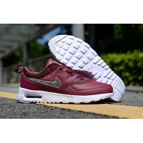 1b1b845839856 Zapatilla Nike Air Max 87 Rojo Para Dama (pedidos) 270 Zero. S  299