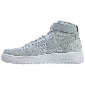 b3d100ce4e0aa Nike Flyknit Para Hombre - Zapatillas Nike Plateado en Mercado Libre ...