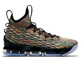 f64963db0e08e Lebron Xv - Zapatillas Nike Básquet de Hombre en Mercado Libre Argentina
