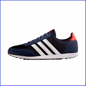 8b7c7d103893c Zapatillas Adidas Neo Rojas Hombres - Ropa y Accesorios en Mercado ...