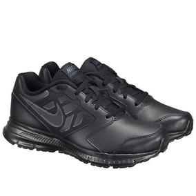 4baf4c09808c6 Zapatillas Nike Downshifter 6 Negras - Zapatillas Nike en Mercado ...