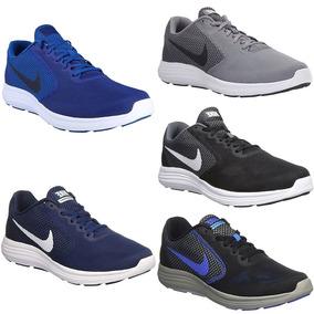 50010f183c9 Zapatillas Nike Revolution 3 Para Hombre Nuevas En Caja Ndph