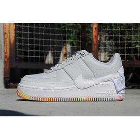 1b1028ab38c6d Zapatillas Plataforma Taco Nike - Ropa y Accesorios Blanco en ...