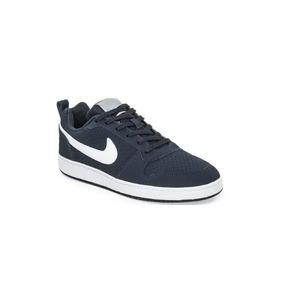 6aba11bd638 Zapatillas Nike Court Borough Low Azul - Ropa y Accesorios en ...