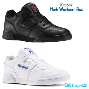 e2e921562a9 Zapatillas Reebok Clasicas Rojas Hombres - Zapatillas en Mercado ...