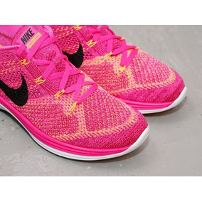 wholesale dealer 33e4c e6569 Zapatillas Nike Flyknit Lunar 2 - Zapatillas Mujeres en Mercado ...