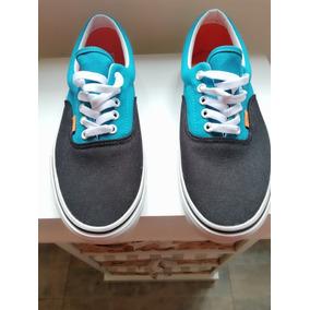 376196f9139d9 Zapatillas Vans Originales Con Etiqueta Y En Caja
