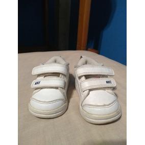 89a75e8c8 Zapatillas Nike Bebe Numero 18 - Ropa y Accesorios Blanco en Mercado ...