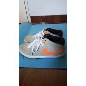 new concept a92c7 a53c5 Zapatillas Nike Caña Alta - Ropa y Accesorios, Usado en Mercado ...