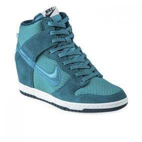 66f8b9902f87e Zapatillas Nike Con Taco Fino - Ropa y Accesorios en Mercado Libre ...